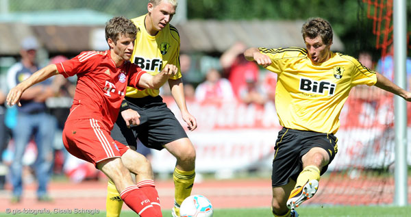 Benefiz-Spiel, FC Bayern, 28.08.2011