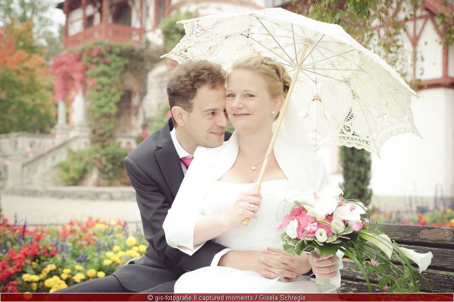 Hochzeit im Nebel – Florian & Martina