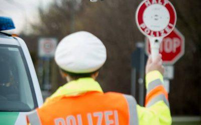 Im Einsatz für die Polizei Bayern