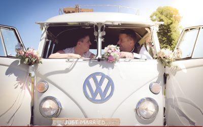 Bernhard & Corina: eine besondere Hochzeit